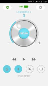 Riva S App