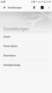 Sony SRS XB30 App