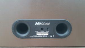 GGMM M4 Bassreflexöffnungen