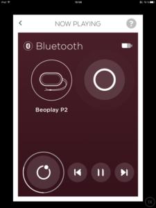 Beoplay P2 App