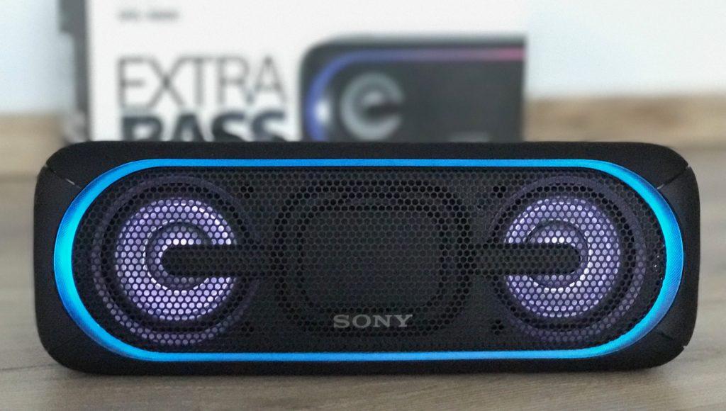 Sony SRS XB40 Test