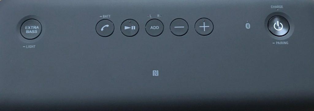 Sony SRS XB40 Funktionen