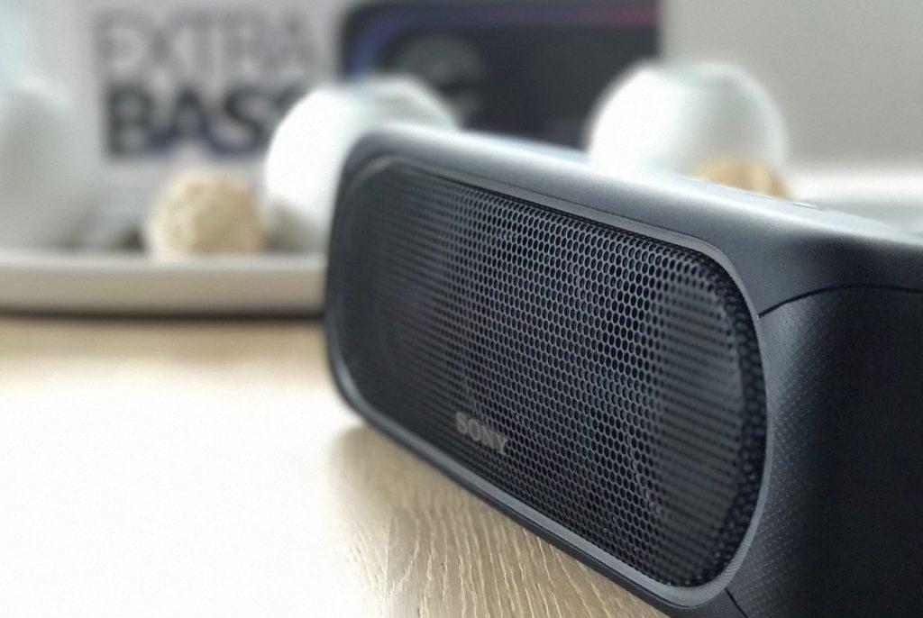 Klang des Sony SRS XB40