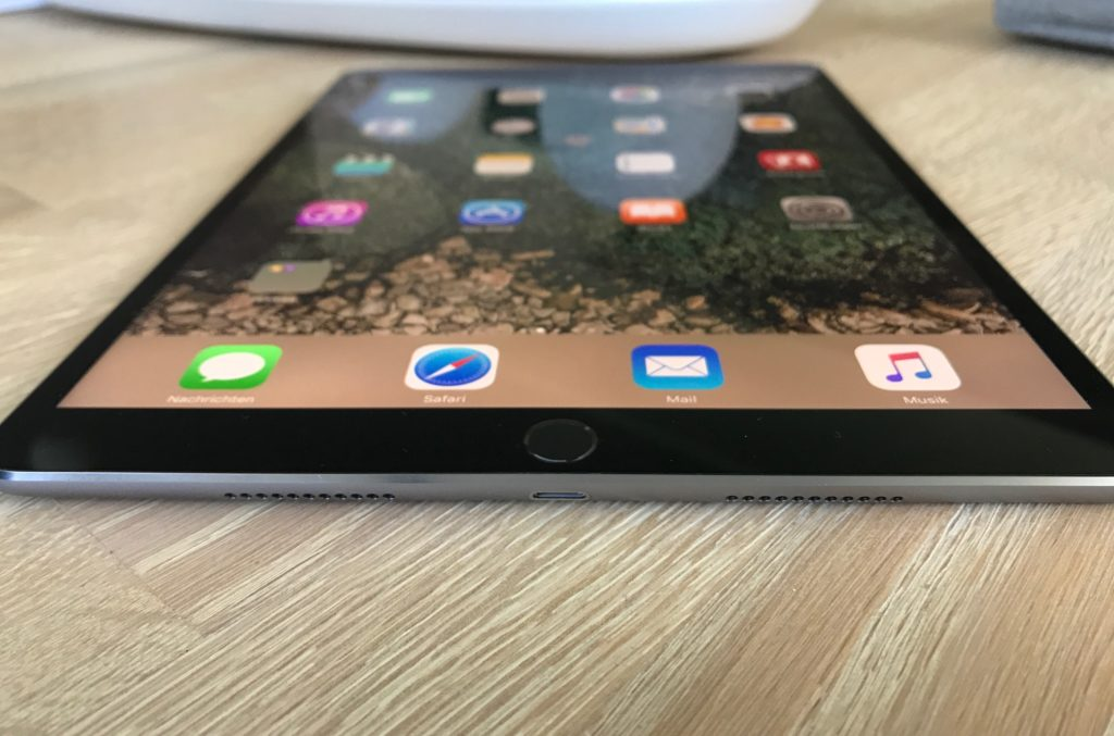 Technische Daten iPad Pro 10,5 Zoll