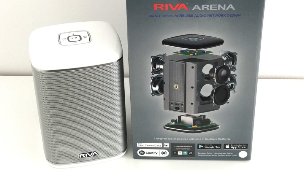 Riva Arena Klang