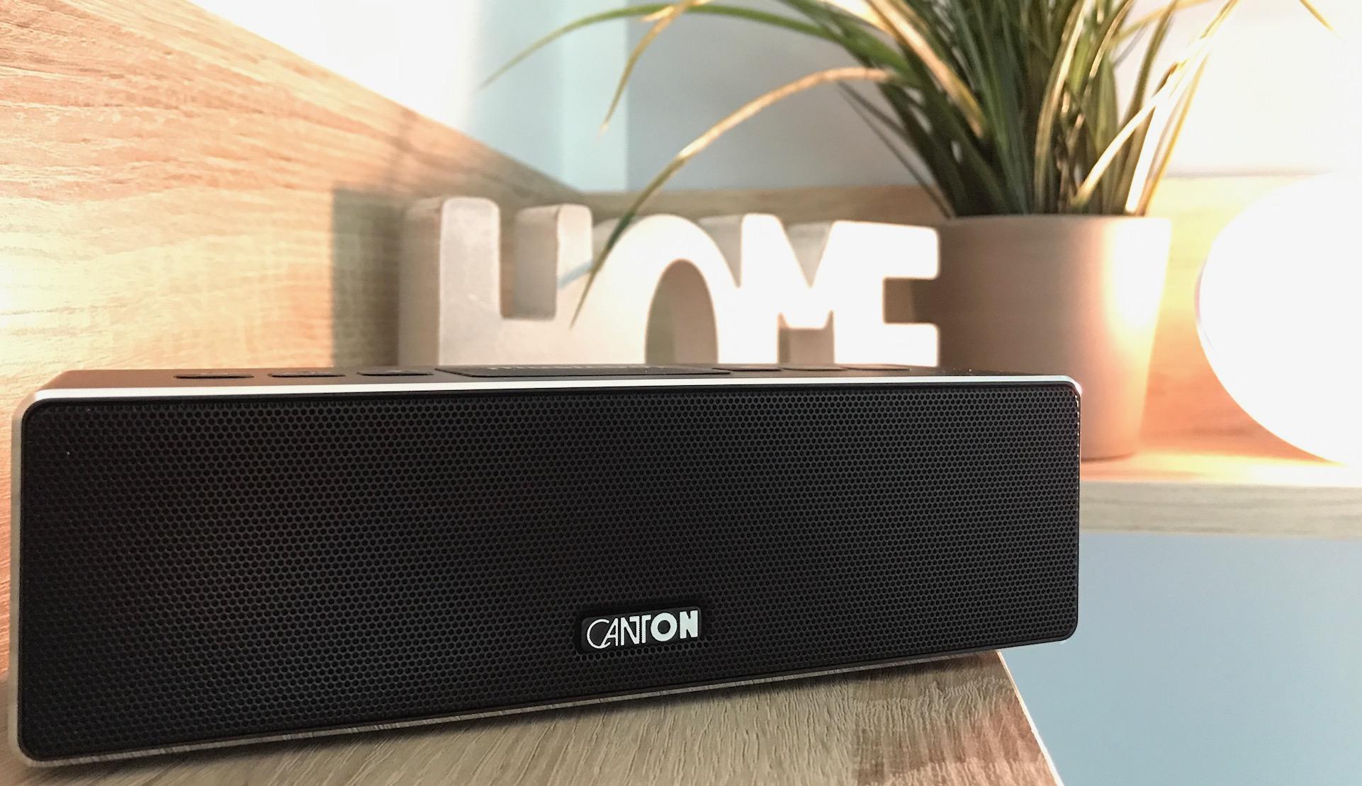 Canton Musicbox XS Klang