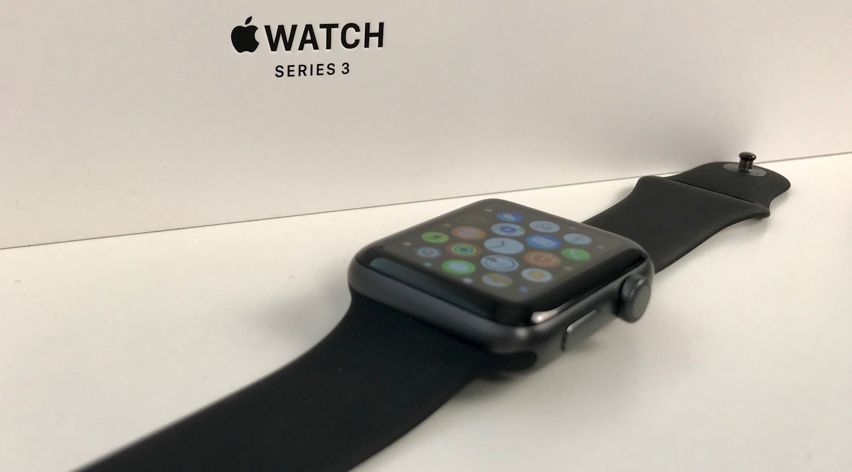 Apple Watch Series 3 Test
