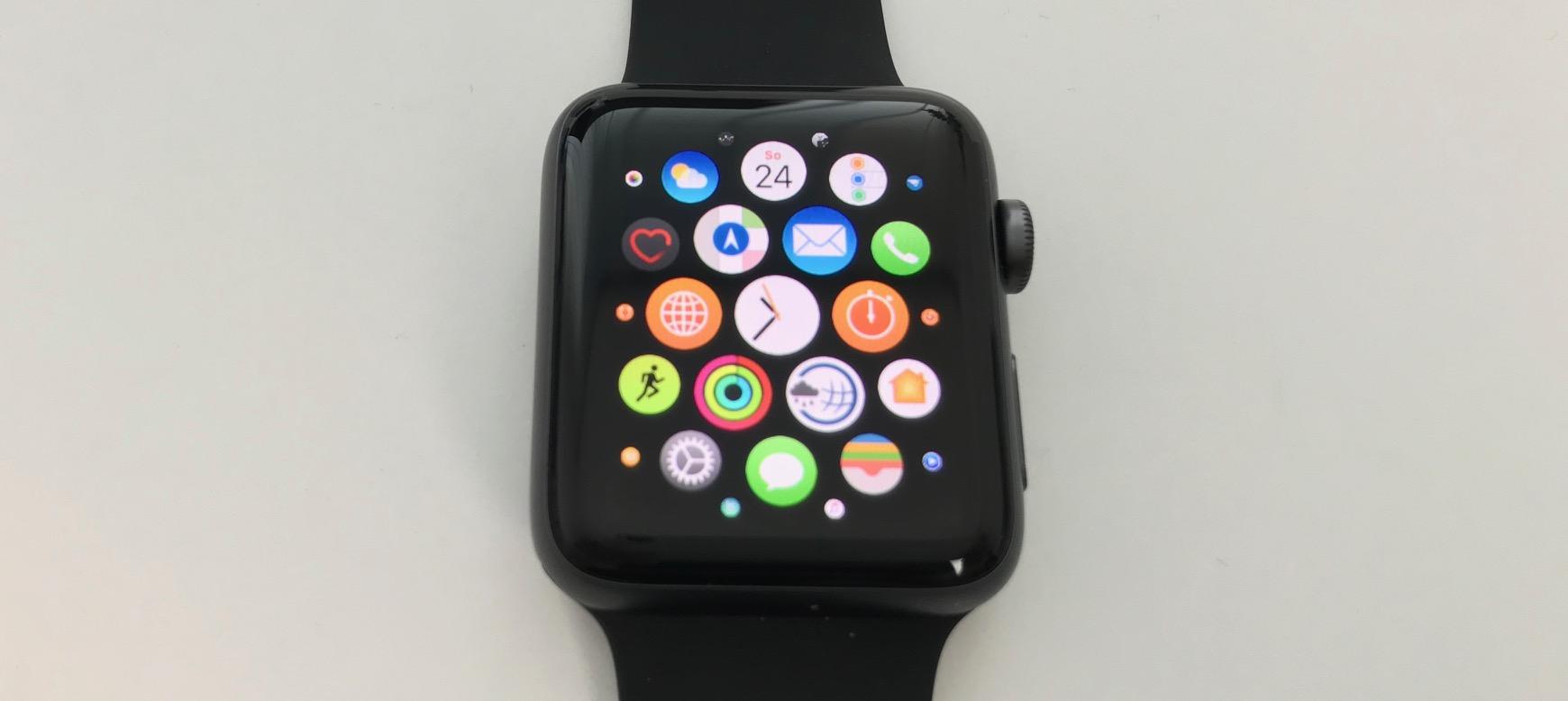 Apple Watch 3 im Alltag