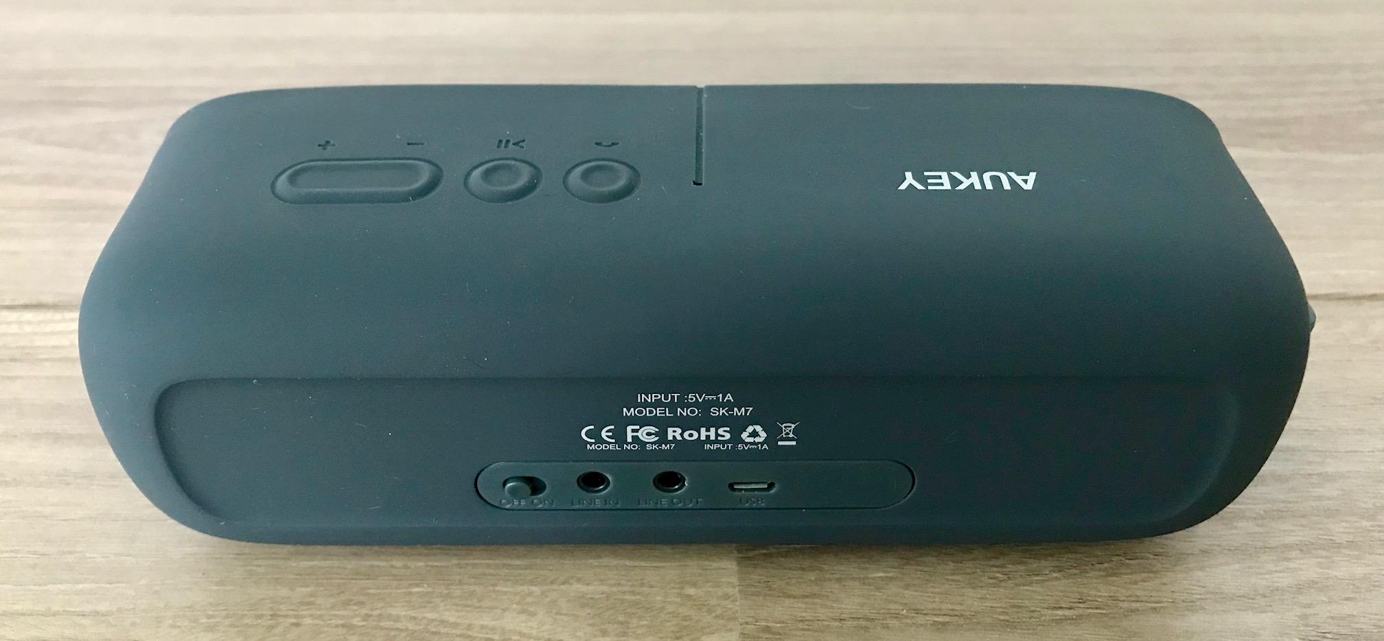 Aukey SK-M7 Funktionen
