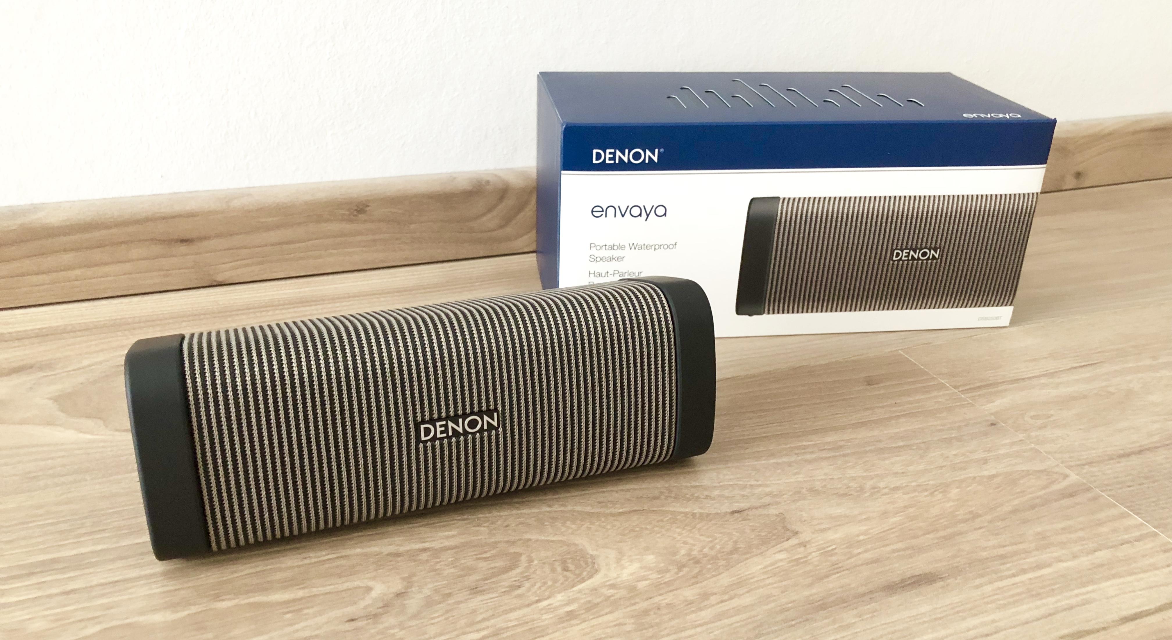 Denon Envaya DSB-250 Test