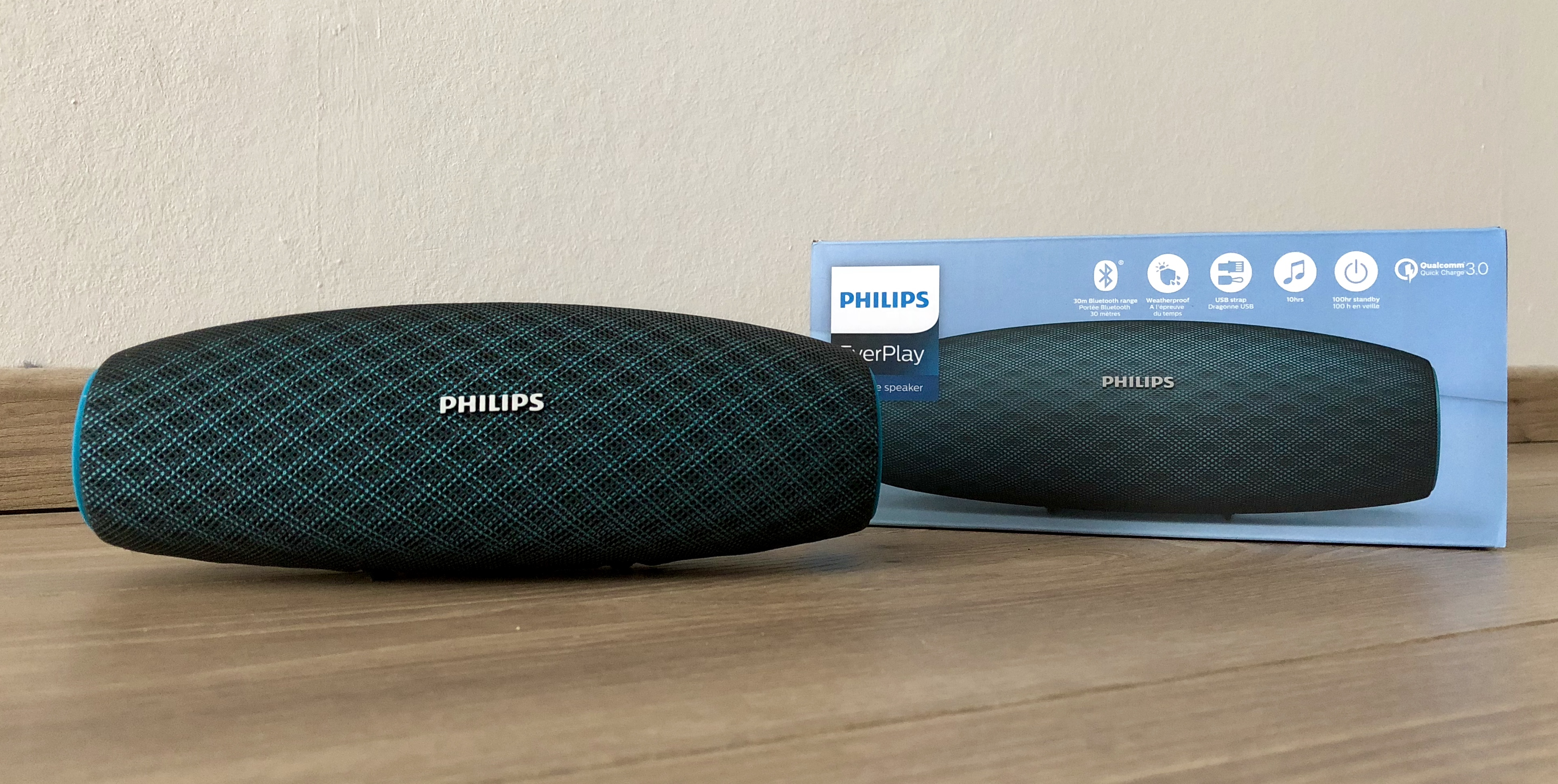 Philips BT7900 Test