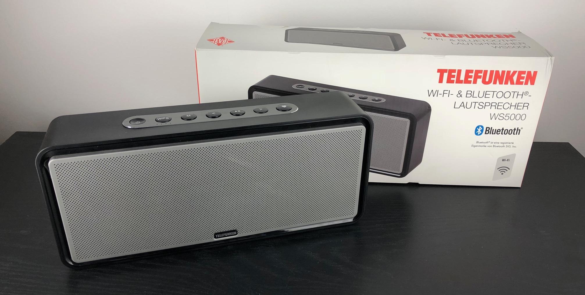 Telefunken WS5000 Test