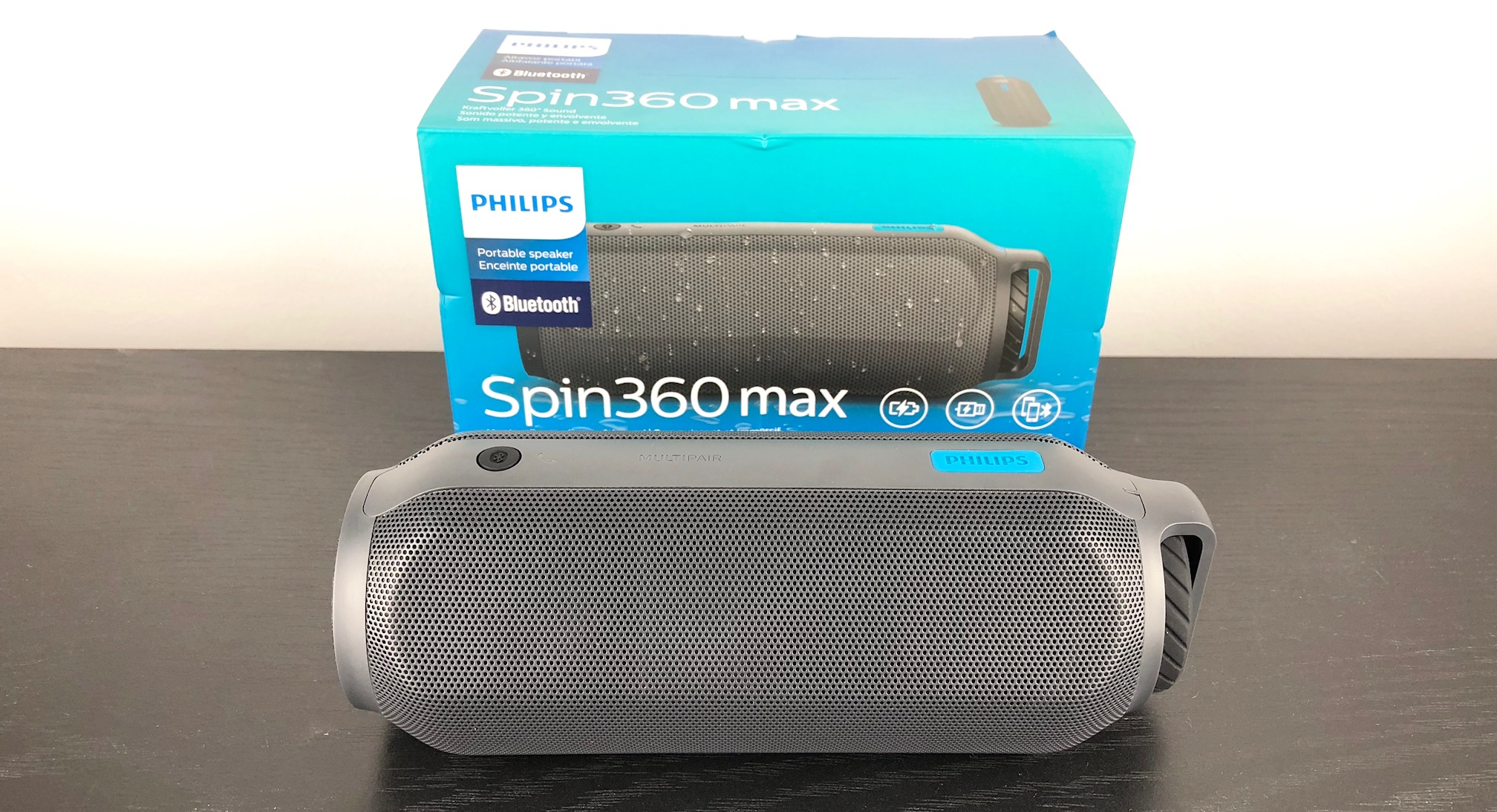Philips Spin360max BT 7700 Test