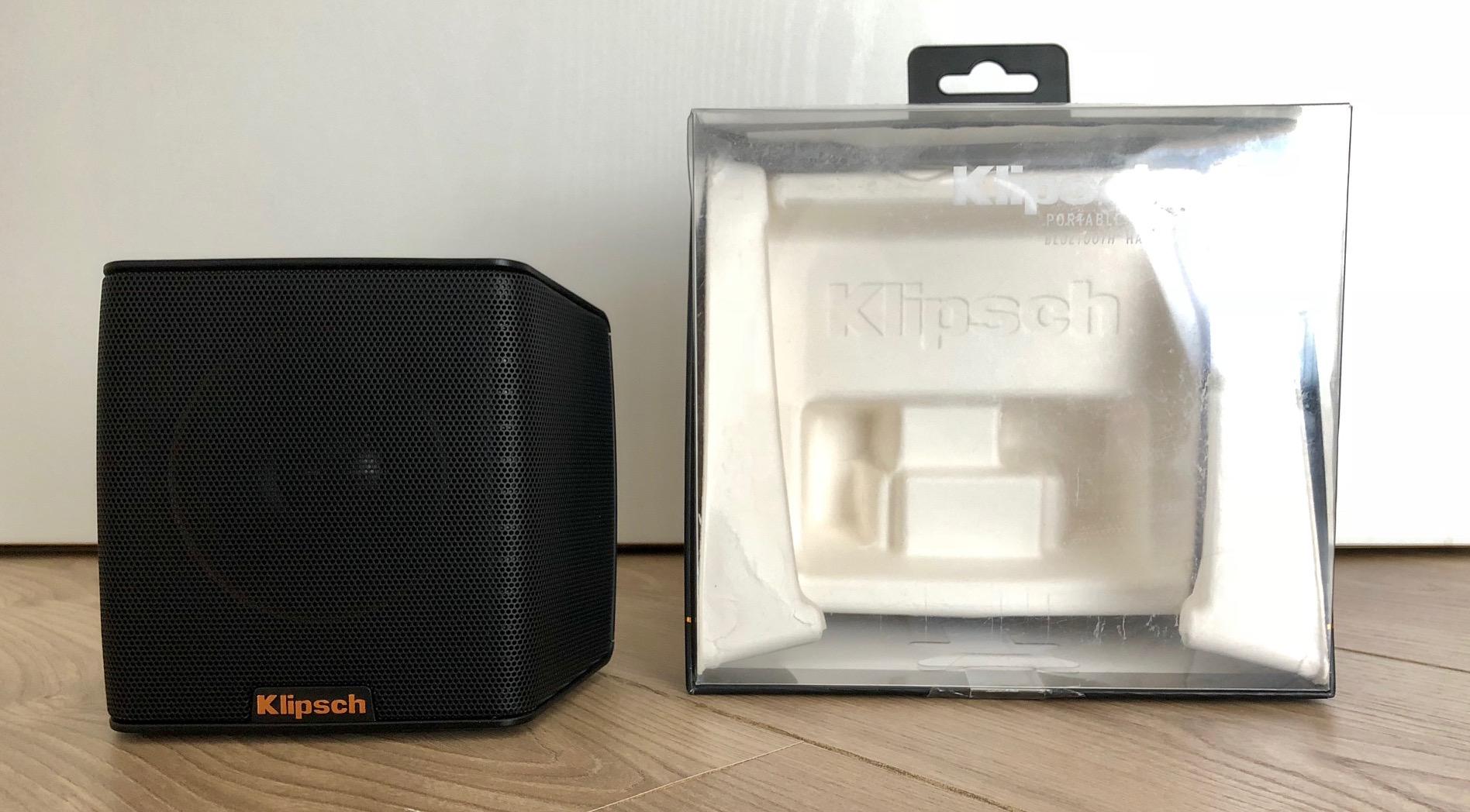 Klipsch Groove Test