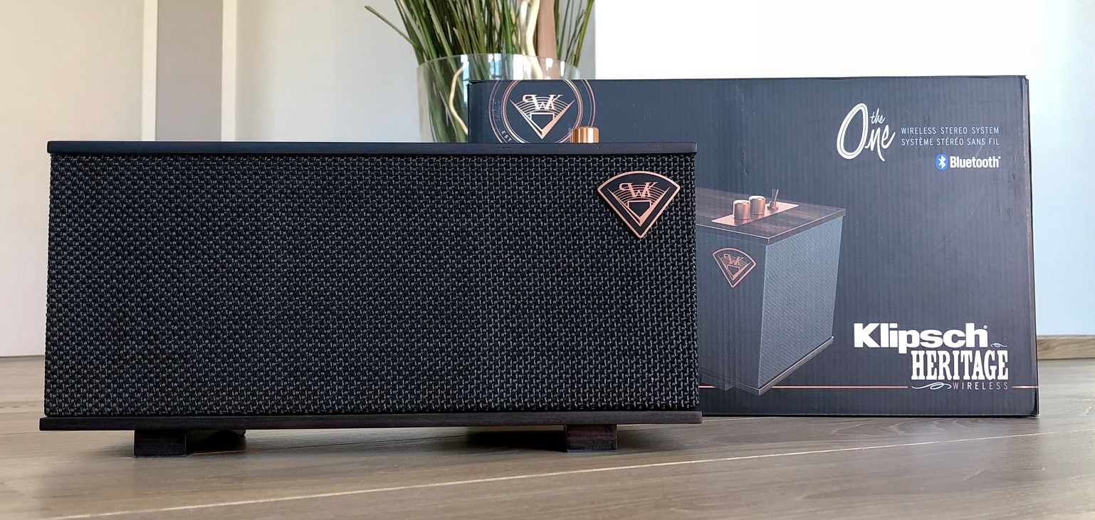 Klipsch The One Test