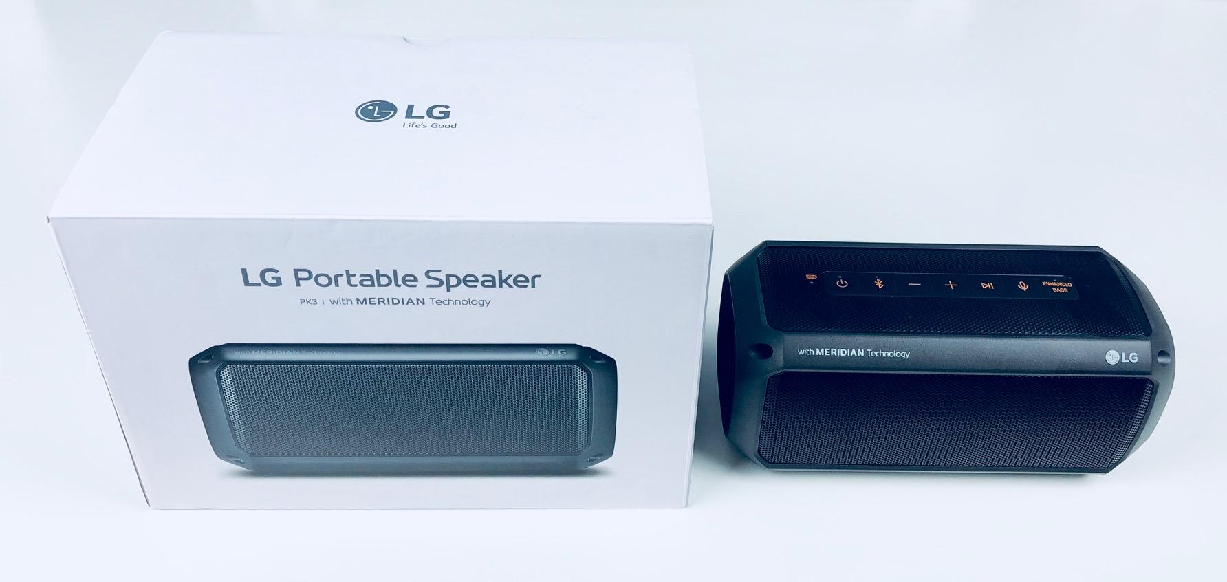 LG PK3 Test