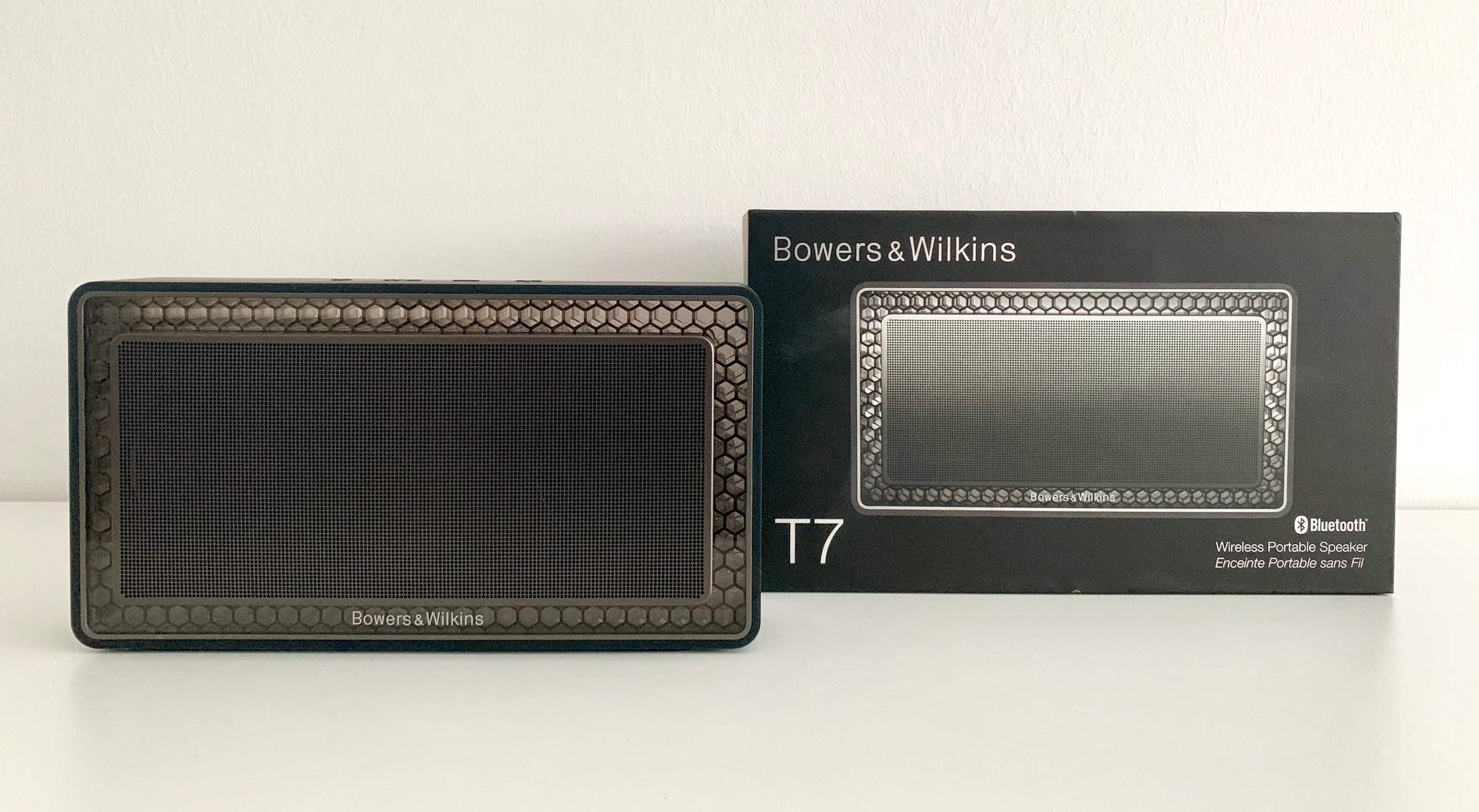 Bowers&Wilkens T7 Test
